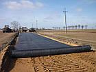 Геотекстиль термофиксированный Геопульс 200 г/м.кв. нетканое полотно, фото 2