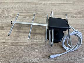 Антена кімнатна ДМВ (хвиля) зі шнуром