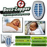 Прибор против комаров уничтожитель летающих насекомых Buzz Zapper, фото 1