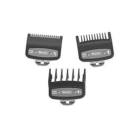 Набор насадок Wahl Premium Attachment Combs 3 Pack 3354-5001