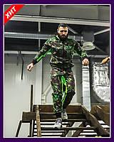 Профессиональный весосгоночный костюм сауна (камуфляж) Украина