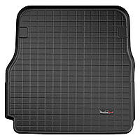 Коврик в багажник для Tesla Model X 2016/10- 6-7 мест задний черный 401002 401002