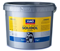 Смазка пластичная Юкойл Солидол жировой (9 кг) YUKOIL