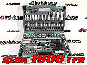 Набор инструментов,94 предм. STELS 14106