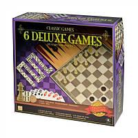 Набор из 6-ти игр Делюкс
