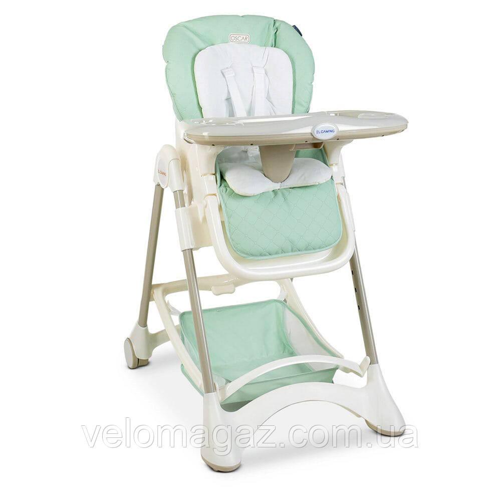 Детский стульчик-трансформер для кормления ME 1066 OSCAR MINT