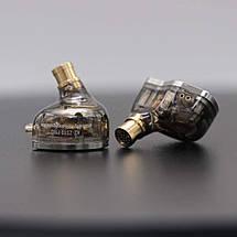 Гібридні навушники KZ ZS10 Pro з 5 випромінювачами (Чорний), фото 3