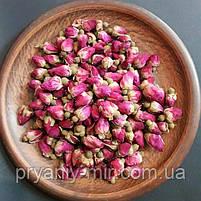 Чайна троянда (Бутони троянд сушені), фото 5