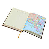Щоденник недатований 352 листа Oxido А5, тверда обкладинка, пр-ва Італія. Роздріб + опт / su 829985, фото 7
