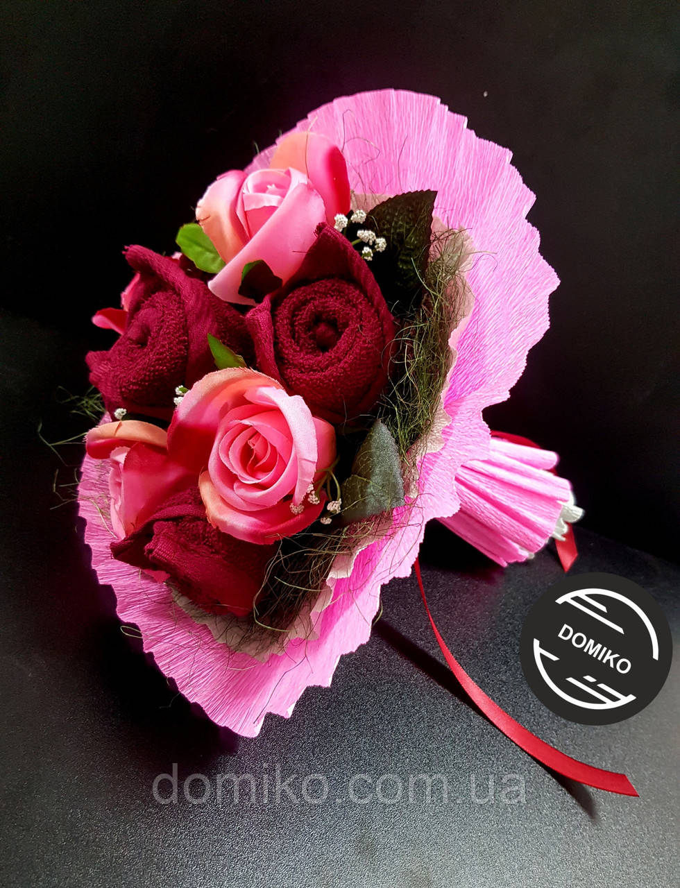 Букет роза 5шт