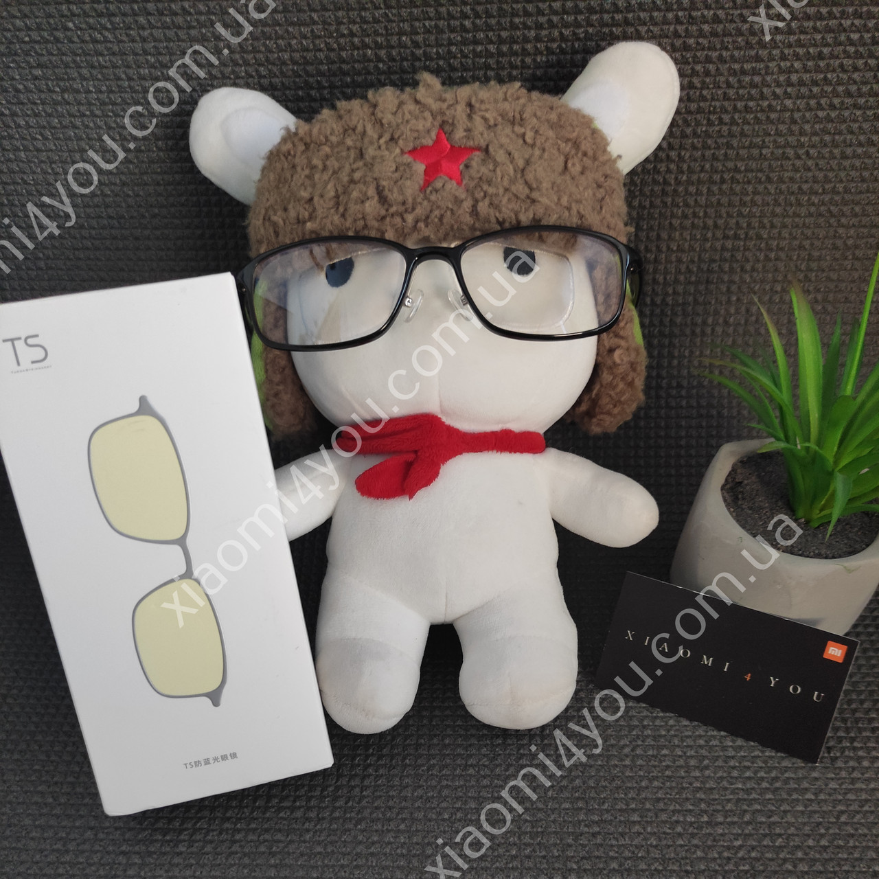 Компьютерные очки Xiaomi TS Turok Steinhard Anti-blue Glasses
