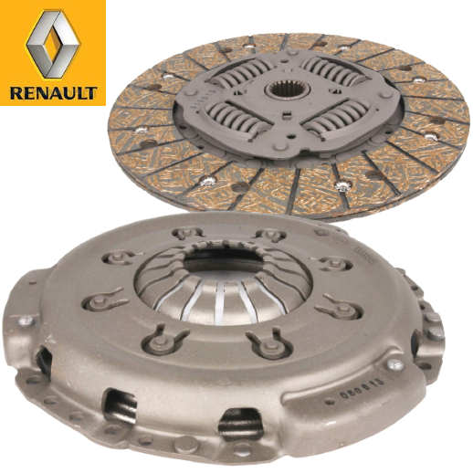 Комплект зчеплення Renault Trafic / Opel Vivaro 1.9 dCi (2001-2006) Renault (оригінал реставрація) 7711135965