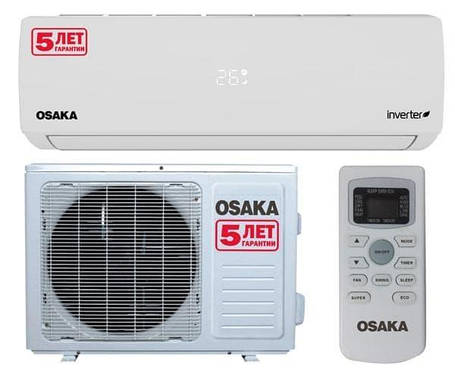 Кондиционеры OSAKA STV-12HH INVERTER, фото 2