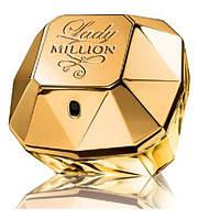 Paco Rabanne Lady Million 80мл Пако Рабана Леди Миллион тестер