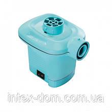Электрический насос для надувания Intex 58640 от сети (600 л/мин, 220-240 V)