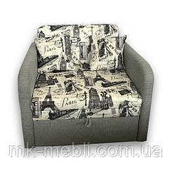 Кресло кровать с ящиком для белья Вега раскладное кресло