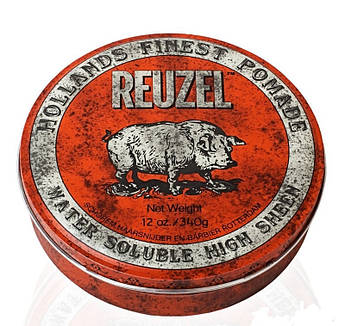 Помада для волос Reuzel Red Pomade 340г