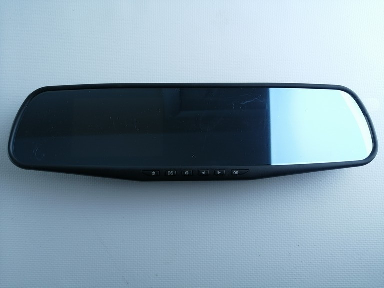 Відеореєстратор - дзеркало в авто Blackbox L604 4.3 DVR Full HD 1080
