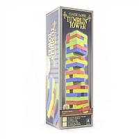 Настольная игра Merchant Ambassador Дженга разноцветная