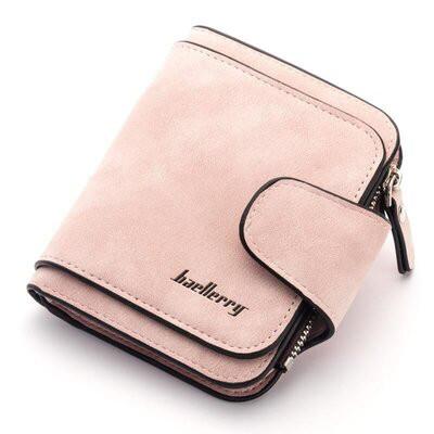 Жіночий гаманець клатч Baellerry Forever Mini. Колір: рожевий