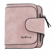 Жіночий гаманець клатч Baellerry Forever Mini. Колір: рожевий, фото 2