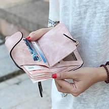 Жіночий гаманець клатч Baellerry Forever Mini. Колір: рожевий, фото 3