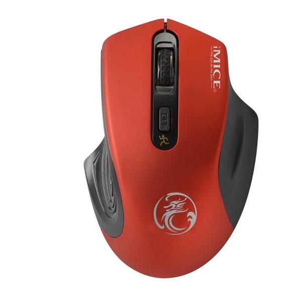 Беспроводная игровая мышь IMICE E-1800