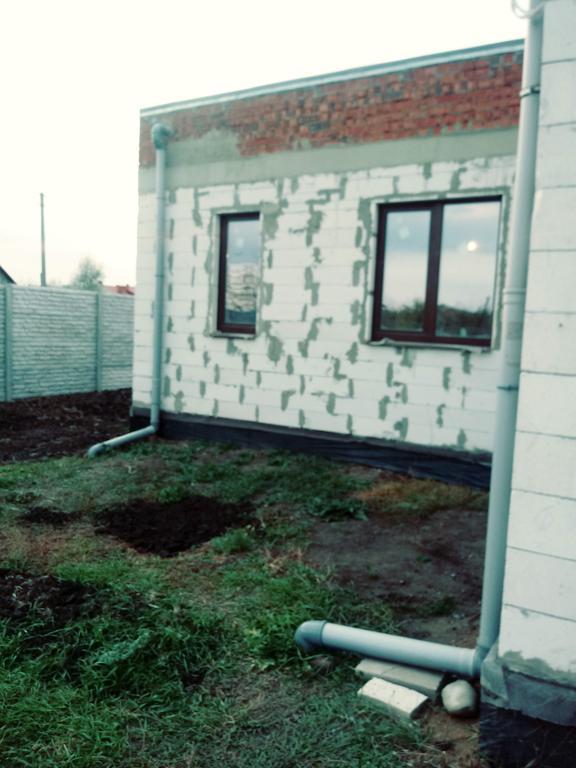 Система обігріву покрівлі та водостоків в приватному будинку м. Підгороднє 2018р.