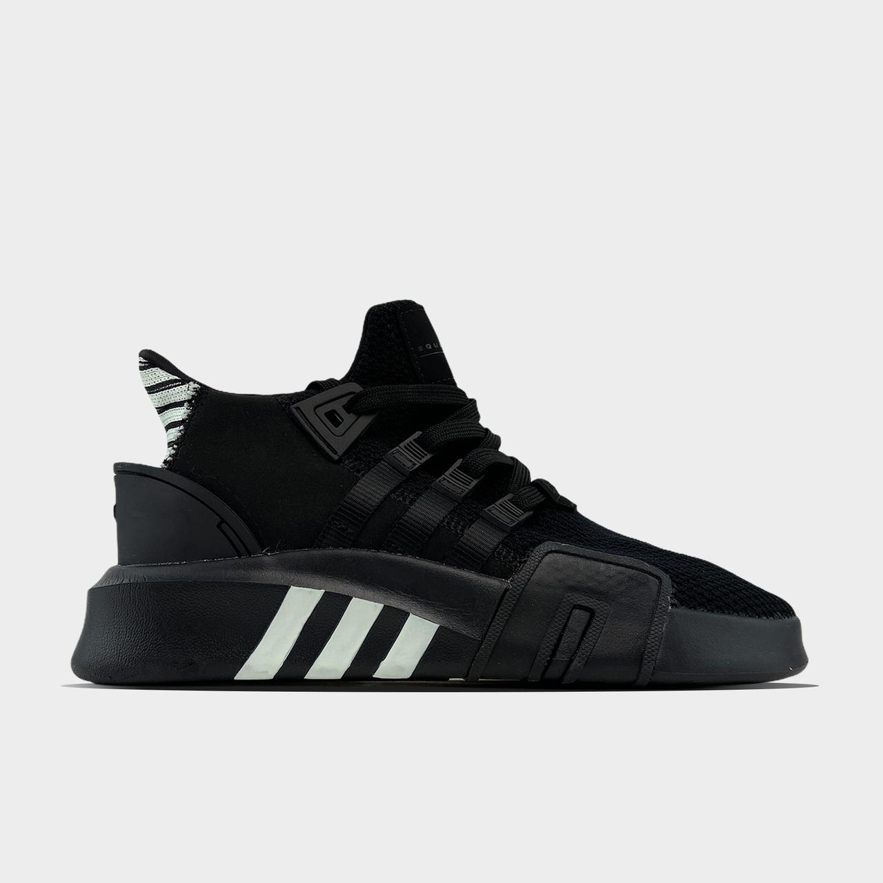 Кроси Adidas EQT Equipment ADV Black (Чорний)
