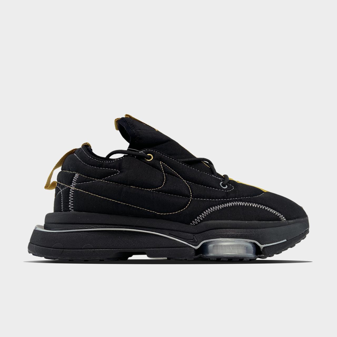 Nk, крос, обувь, взуття, sneakers, шузы, Air Zoom Type Black (Черный)