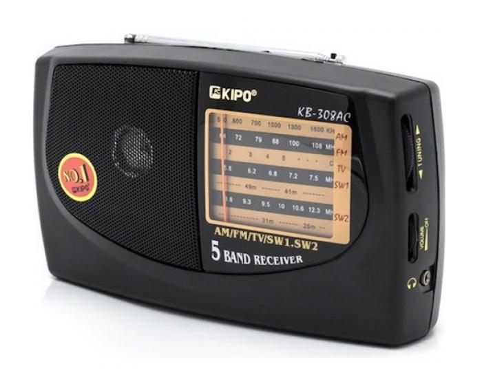 Радіоприймач Kipo KB-308 AC