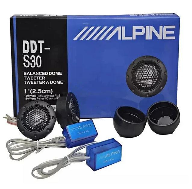 Автомобильные колонки-пищалки ALPINE DDT-S30