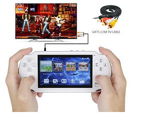 Консоль игровая PSP Х6 9999 ИГР!!! Белый