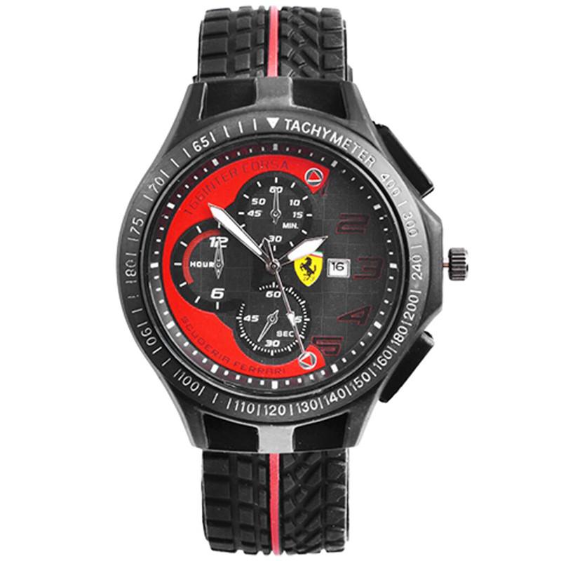 Часы наручные Ferrari (реплика)
