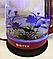 Електрочайник BITEK з квіткою BT-3111 Червоний, фото 2