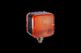 Фонарь габаритный квадратный универсальный 88 мм х 88 мм х 80 мм 24 В