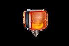 Фонарь габаритный квадратный универсальный 88 мм х 88 мм х 80 мм 24 В, фото 2