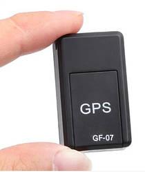 Мини GSM GPS трекер GF-07 со встроенными магнитами для крепления