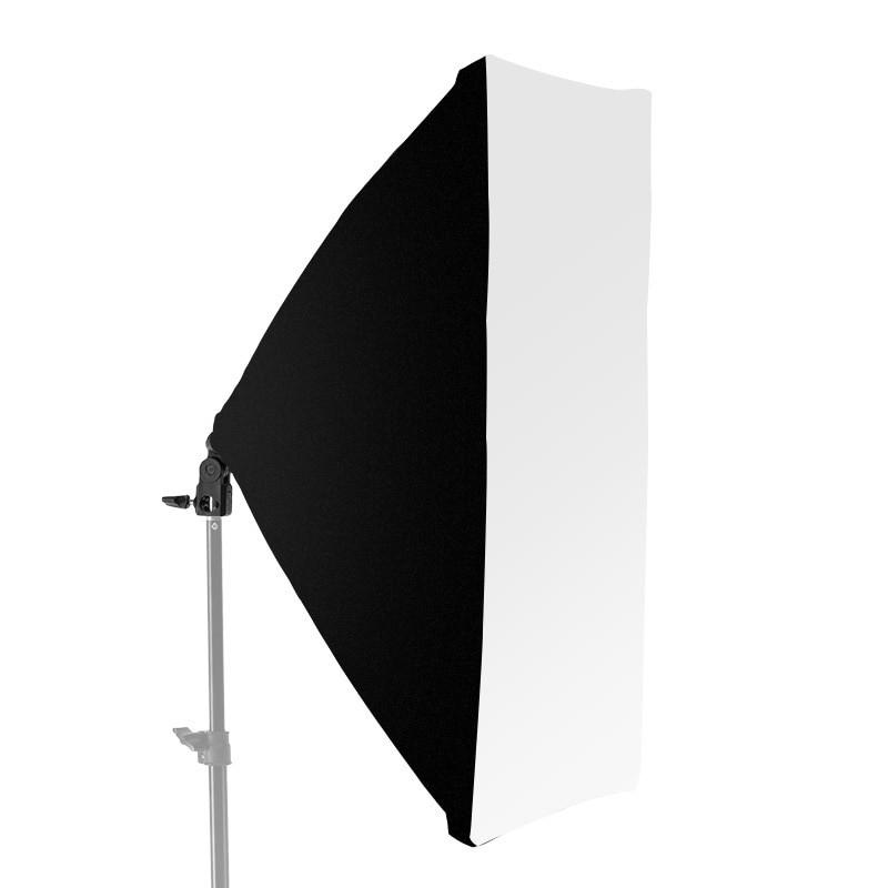 Одинарный софтбокс (студийный свет) 50 х 70см со стойкой 2м