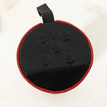 Колонка портативная bluetooth влагостойкая JBL TG-113 (аналог). Цвет: красный, фото 3