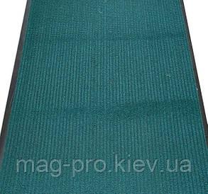 Решіток килимок 80*120 Вельвет (VelVet) Колір зелений 20