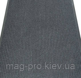 Решіток килимок 80*120 Вельвет (VelVet) Колір графіт 24