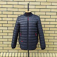 Удобная весенняя куртка на мужчину размеры 50-64