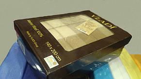 """Полуторный плед шерстяной элитной коллекции Vladi """"Марсель"""" из нежной шерсти новозеландских овец, фото 2"""
