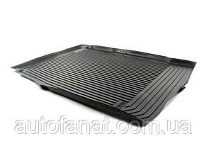 Коврик в багажник BMW 5 (F10) оригинальный черный(51472154481)