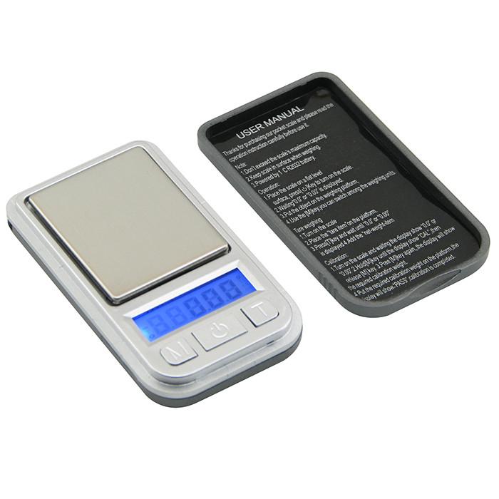 Карманные весы брелок MATARIX MX-200GM, высокоточные ювелирные электронные весы
