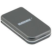 Карманные весы брелок MATARIX MX-200GM, высокоточные ювелирные электронные весы, фото 3