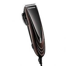 Провідна професійна машинка для стрижки волосся GEMEI GM-813, фото 2
