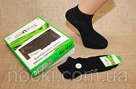 Мужские носки короткие с бамбука DUNDAR  черный