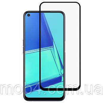 Захисне скло для Samsung Galaxy (Самсунг) A72 (На весь екран)